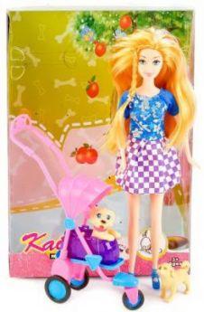 "Кукла Shantou ""Kaibibi. Прогулка"" 29 см"