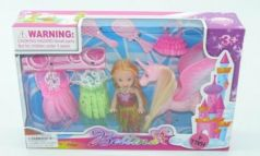 Игровой набор Shantou Кукла с лошадью