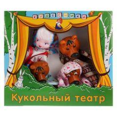 """КУКОЛЬНЫЙ ТЕАТР """"ТРИ МЕДВЕДЯ"""" в кор.3шт"""