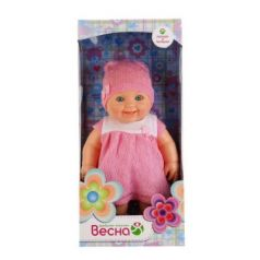 Кукла ВЕСНА МАЛЫШКА 16 ДЕВОЧКА 30 см В3015
