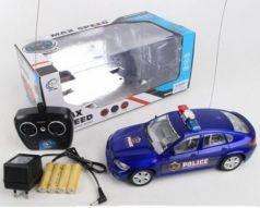 """Машинка на радиоуправлении Shantou """"Полиция"""" пластик от 6 лет в ассортименте"""