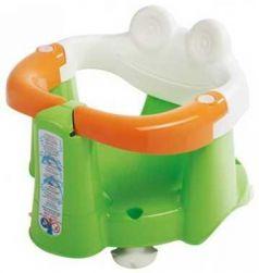 Сrab, стульчик в ванну 871 зеленый яркий 44, Ok Baby