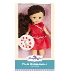 Кукла Элиза «Мисс Очарование» с крас. Браслетом