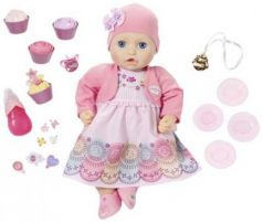 Кукла ZAPF Creation Baby Annabell 43 см пьющая писающая