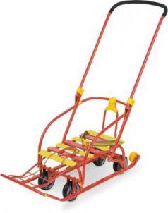 Nikki 3 с механизмом выдвижных колесных шасси