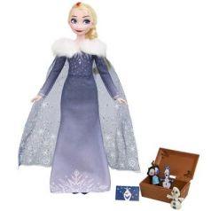 Игрушка Disney Princess кукла ХОЛОДНОЕ СЕРДЦЕ РОЖДЕСТВО С ОЛАФОМ