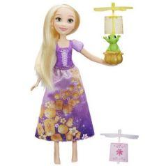 Игрушка Hasbro Disney Princess кукла ПРИНЦЕССА ДИСНЕЙ РАПУНЦЕЛЬ и фонарики
