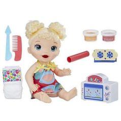 """Игрушка Hasbro Baby Alive Кукла """"Малышка и еда"""""""