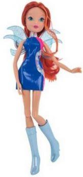 Кукла Winx Club Твигги, Блум