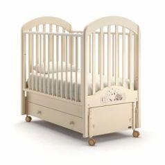 Кроватка с маятником Nuovita Grano Swing (avorio)