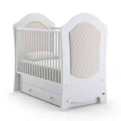 Кроватка с маятником Nuovita Tempi Swing (bianco)