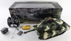 Танк на радиоуправлении Shantou B1511096 пластик, металл от 6 лет в ассортименте