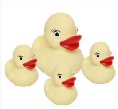 Набор игрушек для ванны Пфк игрушки Весёлая семейка 11 см