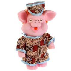 Резиновая игрушка для ванны Пфк игрушки Свин-модник