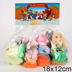 Набор игрушек Пфк игрушки Репка СИ-223
