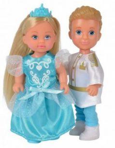 Набор кукол Evi Кукла с Тимми принц и принцесса 12 см