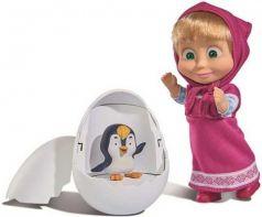 Кукла SIMBA 9301003 Маша с пингвинёнком