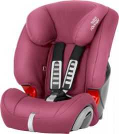 Автокресло Britax Romer Evolva 1-2-3 (wine rose)