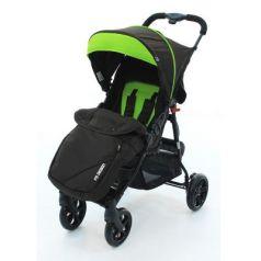 Прогулочная коляска FD-Design Treviso 4 (dark brown/apple)