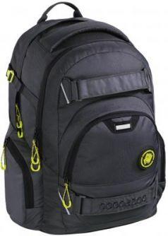 Школьный рюкзак светоотражающие материалы Coocazoo CarryLarry2: Shadowman 30 л темно-серый 00138729