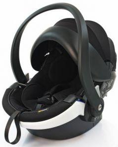 iZi Go Modular i-Size Wite Edge(Black Car Interior Premium 590050)