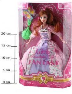 Кукла Наша Игрушка Принцесса с аксессуарами
