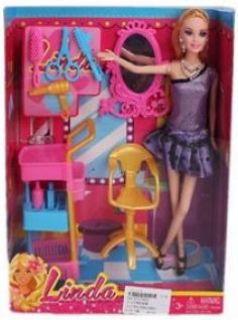 Кукла Наша Игрушка Линда 29 см