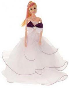 Кукла Анэля в платье, в ассорт.