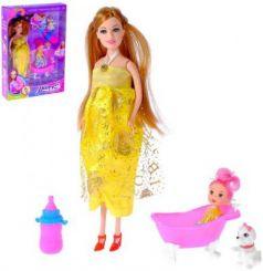 Кукла Наша Игрушка Лина