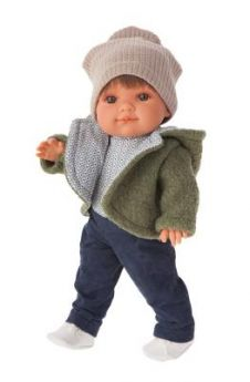 Кукла Munecas Antonio Juan Кукла Рафаэль 38 см