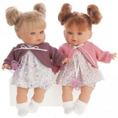 Кукла Munecas Antonio Juan Монси 30 см плачущая