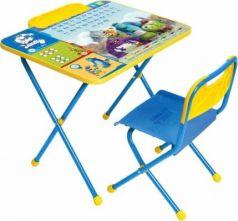Комплект стол+стул Ника Disney 2 Университет монстров