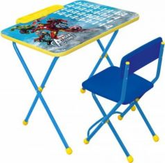 Комплект стол+стул Ника Disney 2 Мстители