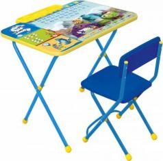 Комплект стол+стул Ника Disney 1 Университет монстров