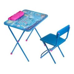 Комплект стол+стул Ника Disney 2 Золушка