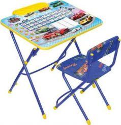 Комплект стол+стул Ника Умничка 3 Большие гонки