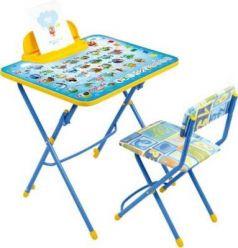 Комплект стол+стул Ника Умничка 3 Азбука