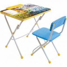 Комплект стол+стул Ника Disney 3 Феи Тайна зимнего леса