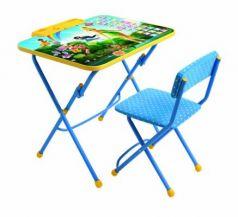 Комплект стол+стул Ника Disney 3 Феи. Азбука