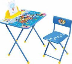 Комплект стол+стул Ника Nickelodeon Щенячий патруль