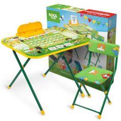 Комплект стол+стул Ника Первоклашка
