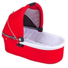 Люлька Valco baby Q Bassinet для Trimod X/Snap 4 Ultra/Quad X (fire red)