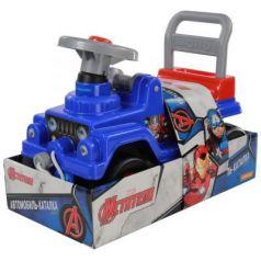Автомобиль-каталка джип Marvel