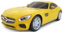 Машинка на радиоуправлении RASTAR Mercedes AMG GT3 от 6 лет желтый