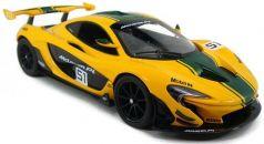 Машинка на радиоуправлении RASTAR McLaren P1 GTR от 6 лет разноцветный