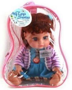 Кукла в рюкзаке, звук