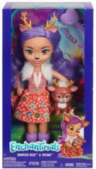 Кукла MATTEL Enchantimals