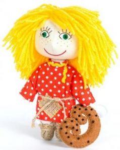 Набор для создания игрушки Перловка Домовёнок
