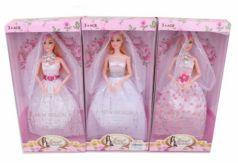 Кукла Наша Игрушка Кукла Невеста 29 см