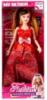 Кукла Shantou Кукла 29см, гнущаяся, цвет в ассорт. X882 29 см шарнирная